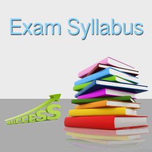 EXAM-SYLLABUS1